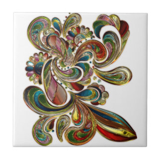 colorful decoration tile