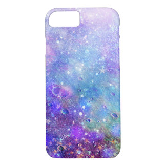 Colorful Deep Space Watercolors iPhone 8/7 Case