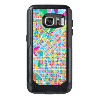 Colorful Denver Map OtterBox Samsung Galaxy S7 Case