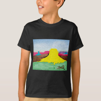 Colorful Desert T-Shirt