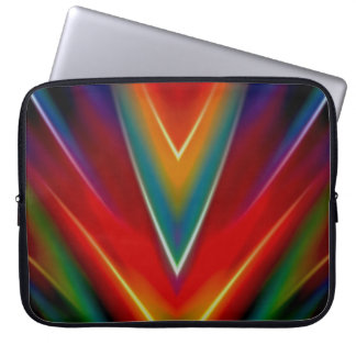 Colorful Design Water Resistant Laptop Sleeve