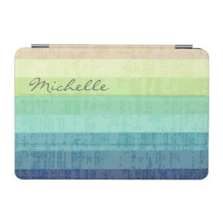 Colorful Designer Monogram iPad Mini Case iPad Mini Cover