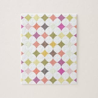Colorful Diamond Days Jigsaw Puzzle