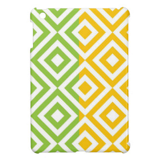 Colorful Diamond Pattern Cover For The iPad Mini