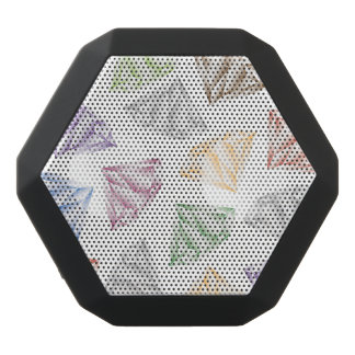 Colorful Diamonds for my sweetheart Black Bluetooth Speaker