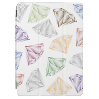 Colorful Diamonds for my sweetheart iPad Air Cover