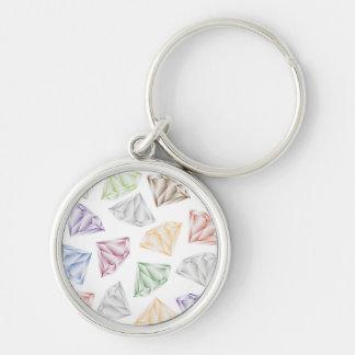 Colorful Diamonds for my sweetheart Keychain