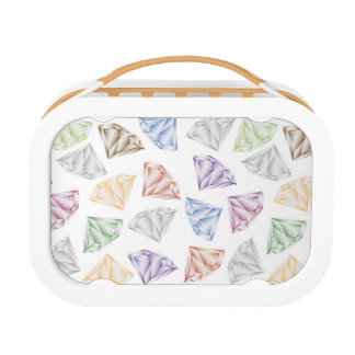 Colorful Diamonds for my sweetheart Lunch Box