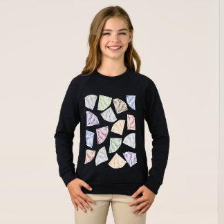 Colorful Diamonds for my sweetheart Sweatshirt