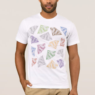 Colorful Diamonds for my sweetheart T-Shirt