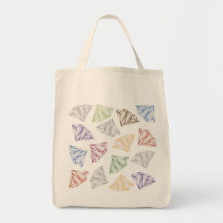 Colorful Diamonds for my sweetheart Tote Bag