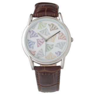 Colorful Diamonds for my sweetheart Watches