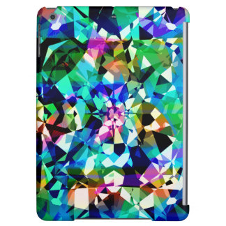 Colorful Diamonds Glitter And Sparkles iPad Air Case