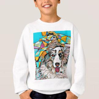 Colorful Dog Sweatshirt