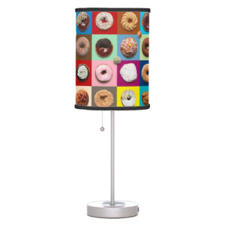 Colorful Donut Desk Lamp