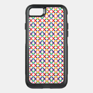 colorful dot OtterBox commuter iPhone 8/7 case