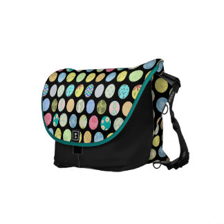 Colorful Dots Bag Commuter Bags