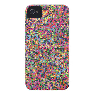 Colorful Dots Case-Mate iPhone 4 Case