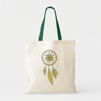Colorful Dream Catcher Tote Bag