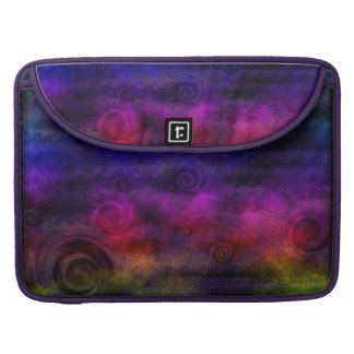 Colorful Dreamy Abstract Sleeve For MacBook Pro