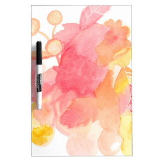 Colorful Dry-Erase Board