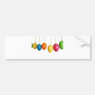 colorful eastern bumper sticker