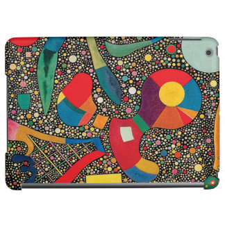 Colorful Ensemble by Wassily Kandinsky Cover For iPad Air