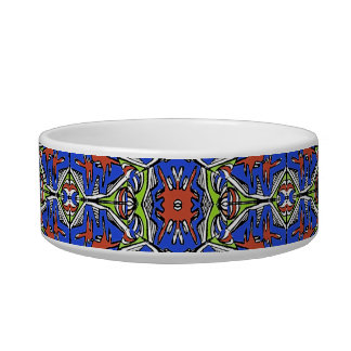 Colorful Ethnic Design Bowl