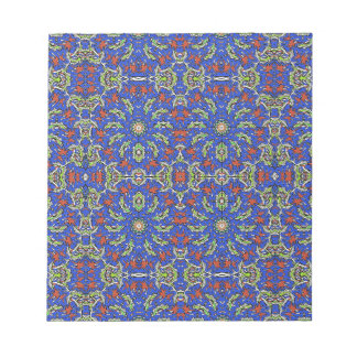 Colorful Ethnic Design Notepad