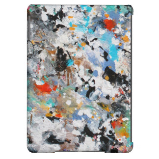 Colorful Expression Case For iPad Air