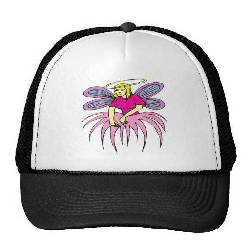 Colorful-Faerie Hat