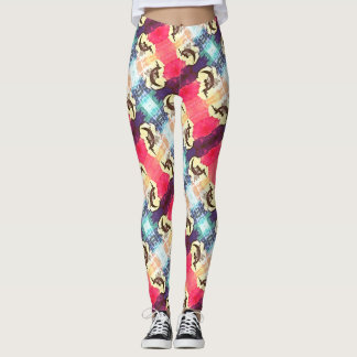Colorful Fairy Leggings