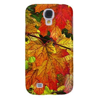Colorful Fall Foliage Galaxy S4 Case