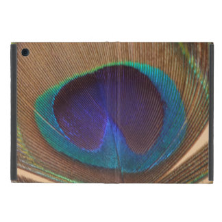 Colorful Feather iPad Mini Case with No Kickstand