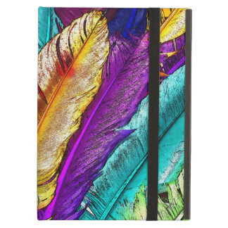 COLORFUL FEATHERS iPad AIR CASE