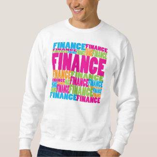 Colorful Finance Sweatshirt