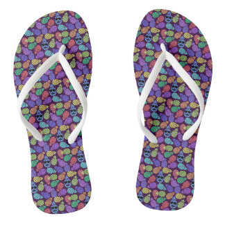 Colorful Flip Flops. Flip Flops