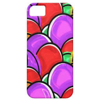 Colorful Floating Balloons iPhone 5 Case