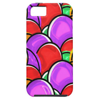 Colorful Floating Balloons iPhone 5 Cases
