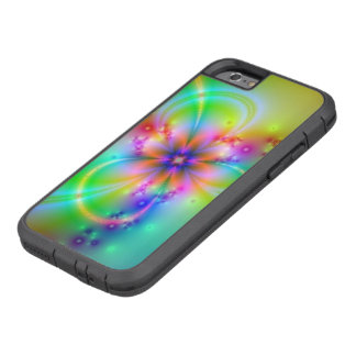 Colorful Flower With Ribbons Tough Xtreme iPhone 6 Case