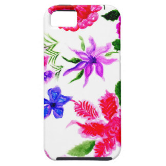 Colorful Flowers 2 Case For The iPhone 5