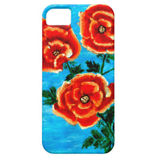 Colorful Flowers 3 iPhone 5 Cover