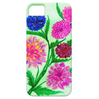 Colorful Flowers 4 iPhone 5 Cover
