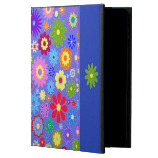 Colorful Flowers Ipad Air Case