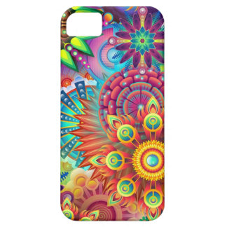 Colorful Flowers iPhone 5 Cases