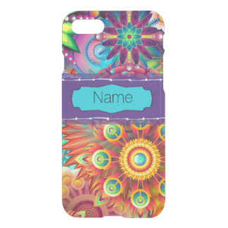 Colorful Flowers iPhone 8/7 Case