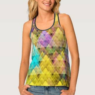Colorful Forest Tank Top
