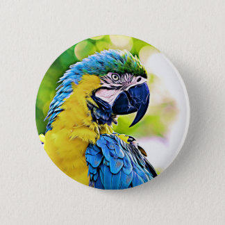 Colorful Friend 2 Inch Round Button