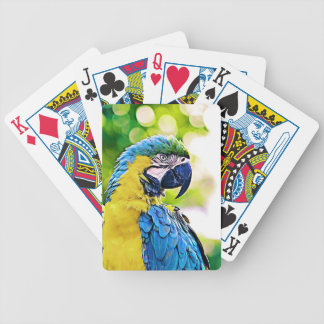 Colorful Friend Bicycle Playing Cards