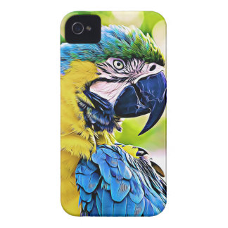Colorful Friend iPhone 4 Cases